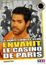 Le Jamel Comedy Club envahit le Casino de Paris  - DVD - NEUF