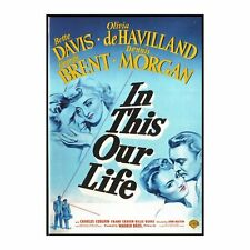 In This Our Life [1942] DVD Bette Davis, Olivia de Havilland, John Huston