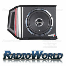 "Vibe BlackAir V12 ventilata porting 12 ""ATTIVA SUB SUBWOOFER Box Enclosure 1600W"