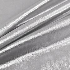 "40"" Tissue Lame Nylon Metallic Fabric Shiny Wholesale Upholstery Diff Lot Sizes"