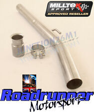 Milltek Renault Clio 182 Exhaust Non Res Centre Pipe Louder (03-06) MSRN106REP
