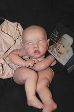 Reborn Babies Dolls Saskia Painted Kit Only Not a Finish Baby by Bonnie Brown