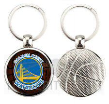GOLDEN STATE WARRIORS NBA BASKETKEYRING-KEYCHAIN-PORTACHIAVI-LLAVERO PORTE-CLES