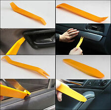 4pcs Auto Door Molding Trim Open Tool Audio Panel Interior Removal Pry Refit Kit