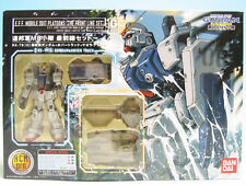 HCM-Pro G-BOX Mobile Suit Gundam The 08th MS Team The Front line set Bandai