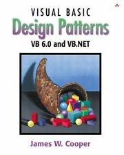 Visual Basic Design Patterns VB 6.0 and VB.NET (With CD-ROm), James W. Cooper, A