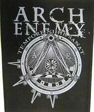 "ARCH ENEMY RÜCKENAUFNÄHER / BACKPATCH # 2 ""TEMPORE NIHIL SANAT"""