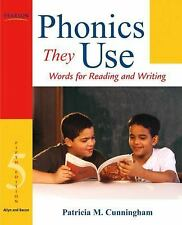 Phonics They Use: Words for Reading and Writing Paperback New