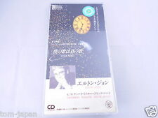 "RARE Elton John YOUR SONG Japan 3"" CD Snap pack Single in Plastic Case"