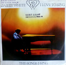 """7"""" 1979 rare in VG +++! Barry White: i Love to Sing"""
