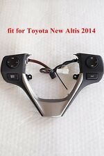 GENUINE TOYOTA COROLLA ALL NEW ALTIS 2014 SWITCH MODE FOR STEERING WHEEEL