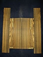 Guitar Luthier Tonewood FIGURED BOCOTE MEXICAN ROSEWOOD Acoustic BACKS SIDES SET