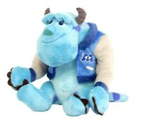 """OFFICIAL BRAND NEW 8"""" SULLEY MONSTERS INC UNIVERSITY SULLY PLUSH SOFT TOY"""