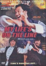 My Life's On The Line - NEW DVD---FREE UPGRADE TO 1ST CLASS SHIPPING