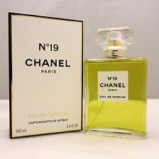 CHANEL NO 19 EDP SPRAY 100ML/3.4 OZ.