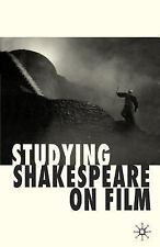 Studying Shakespeare on Film by Maurice Hindle (2007, Paperback)