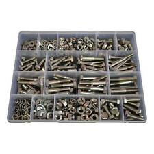 Qty 460 Hex Bolt Kit M10 M12 Stainless Steel 304 Grade Screw Nut Washer SS #281