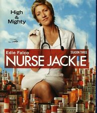 Nurse Jackie: Season Three [2 Discs] [Blu-ray NEW]