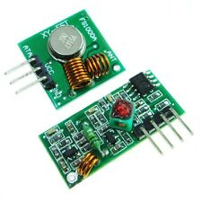 315Mhz RF transmitter and receiver Wireless link kit for Arduino