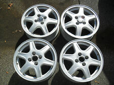 6x15 BBS RD 070 Solitude VW GOLF POLO JETTA CERCHI IN LEGA ORIGINALI 4x100,195-50 mi