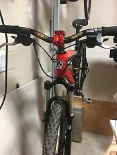 COLNAGO/FERRARI BICYCLE  CF2 FULL SUSPENSION MTBIKE