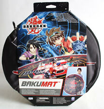 BAKUGAN BATTLE BRAWLERS BAKUMAT OFFICIAL TRAVEL ARENA WITH CASE NEW MISP !