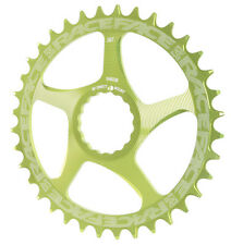 Race Face Single Narrow Wide 1x MTB Direct Mount Cinch Chainring 36t Green