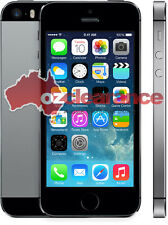 GRADE C Apple iPhone 5S 16GB Space Grey | Telstra Network | Smashed LCD