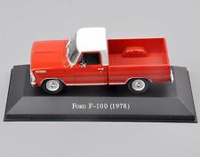 Atlas 1/43 Scale Diecast Ford F-100(1978)Car Vehicle Model Collection