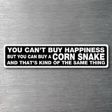 Buy a Corn Snake sticker Premium 7 yr water/fade proof vinyl pet