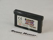 SUPER STREET FIGHTER II 2 REVIVAL NINTENDO GAME BOY ADVANCE GBA DS NDS CARTUCCIA