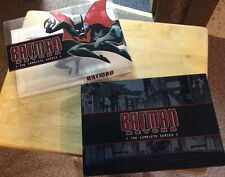 Batman Beyond: The Complete Series (DVD, 2010, 9-Disc Set, Limited Edition;...