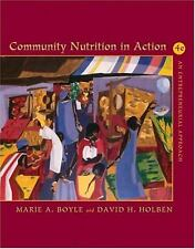 Community Nutrition in Action: An Entrepreneurial Approach, 4th edition, Marie A