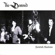 THE DAMNED Fiendish Shadows 1985 Live CAPTAIN SENSIBLE Iggy Pop Electric Prunes