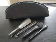 Mac Makeup Travel Brush Set with Case!!! Limited Edition!!! ALMOST NEW!!!