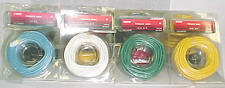 12 Roll 18 Gauge Copper Automotive Electric Primary Wire 480 Ft
