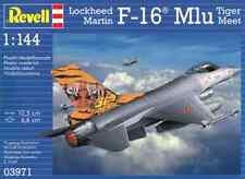 Revell 1/144 F-16 Mlu TigerMeet Plastic Model Kit 03971