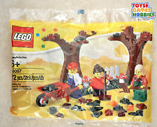 *NEW* LEGO Fall Scene 40057 Promo Polybag Tree minifig minifigure farm leaf
