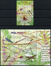 Filipinas Philippines 2015 libélulas Dragonfly insectos insects mnh