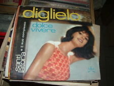 """PINO PRESTI - SANTI LATORA """" DOLCE VIVERE - DIGLIELO """" ITALY'66"""