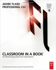 Adobe Flash CS5 Classroom in a Book 1st Edition by Adobe Creative Team