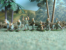 REVELL PRIMA GUERRA MONDIALE 2 Marines 1/72 dipinto