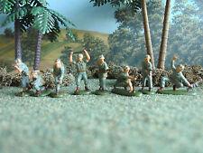 REVELL PRIMA GUERRA MONDIALE 2 Marines 1/72 dipinto