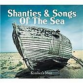 Sea Shanties CD - Kimber's Men - Shanties And Songs Of The Sea