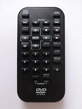 MATSUI PORTABLE DVD PLAYER REMOTE CONTROL for MPD719