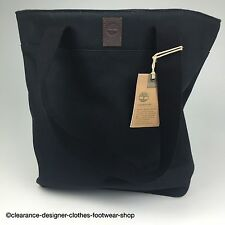TIMBERLAND TOTE BLACK BAG HANDBAG NEW PREMIUM CANVAS SHOULDER DESIGNER BAG RRP £