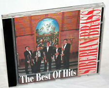 CD SIBERIAN BRASS - The Best Of Hits