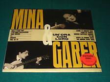 Mina & Gaber un' ora con loro picture disc edizione limitata a 500 pezzi