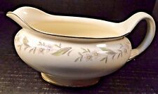 Homer Laughlin Eggshell Nautilus American Vogue Gardenia Gravy Boat EXCELLENT!