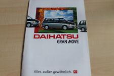 112350) Daihatsu Gran Move Prospekt 04/1997
